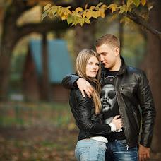 Wedding photographer Zhenya Zhulanova (Zhulanova). Photo of 26.04.2013