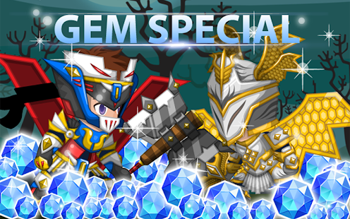 Cash Knight Gem Special Screenshot