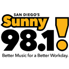 Sunny 98.1, KXSN San Diego icon