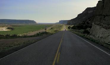 Photo: Route 66, obok autostrada. Czasami idą równolegle...