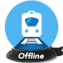 Where is my Train : Indian Railway & PNR Status APK icon