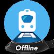 Where is my Train : Indian Railway Train Status icon