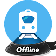 Where is my Train : Indian Railway Train Status icon