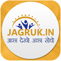 JAGRUK Hindi App icon