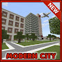 Modern city maps for Minecraft APK icon