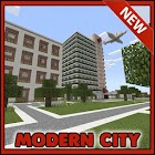 Modern city maps for Minecraft icon
