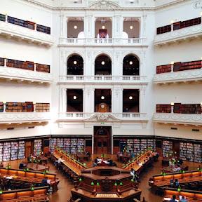 【世界の図書館】オーストラリア国内で最も古く美しい公共図書館、メルボルンの「ビクトリア州立図書館」
