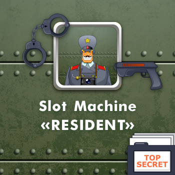 Resident Slot Machine - try to win in our casino! screenshot 1