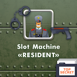 Resident Slot Machine - try to win in our casino! APK screenshot thumbnail 1