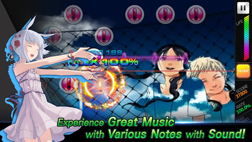 DJMAX TECHNIKA Q - Music Game 1.3.4 screenshots 4