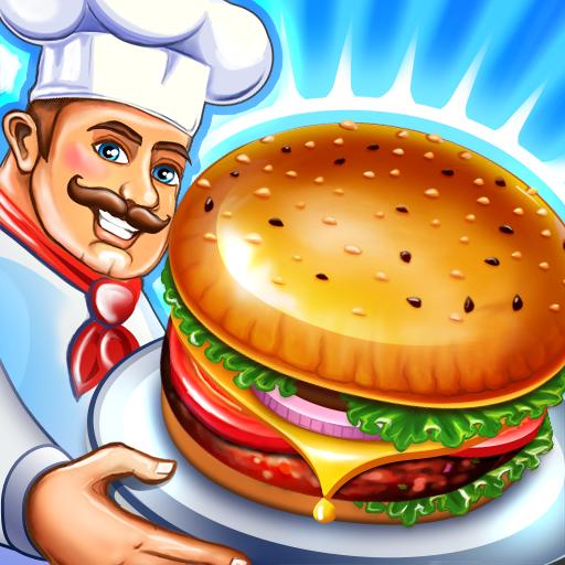 Baixar Cooking Mania Master Chef - Vamos cozinhar! para Android
