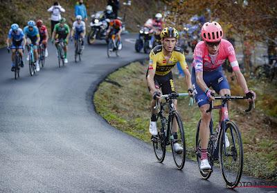 """Kan Hugh Carthy de verrassende eindwinnaar worden van de Vuelta? """"Ik zal blijven vechten tot Madrid"""""""