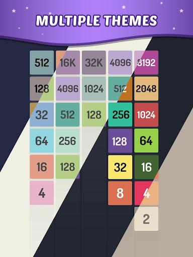 Merge Block - 2048 Puzzle 2.7.5 screenshots 12