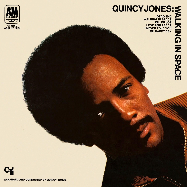 CTI Records, Quincy Jones