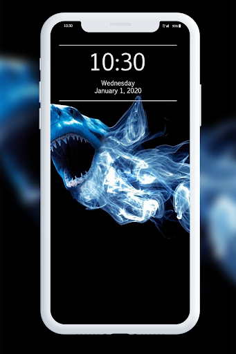 Neon Animals Wallpaper 1.0 screenshots 7