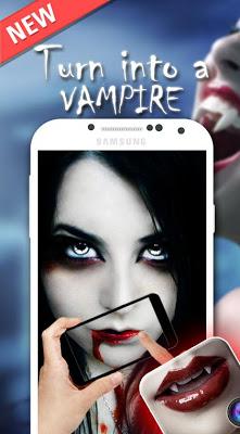 Vampire Photos Camera - screenshot