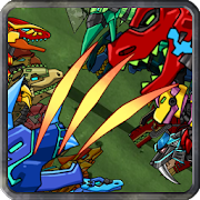 Game Dino Robot Battle Field APK for Windows Phone