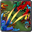Dino Robot Battle Field icon