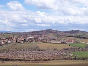Photo: Atea en primavera desde Las Cañadas