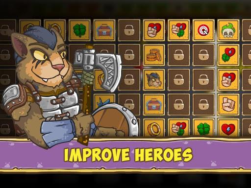 Let's Journey - idle clicker RPG - offline game filehippodl screenshot 9