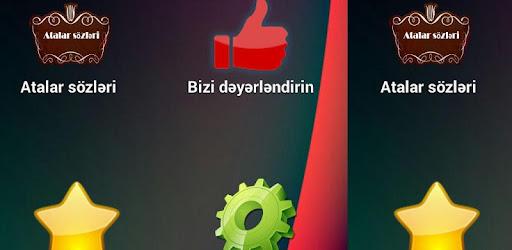 Atalar Sözləri captures d'écran