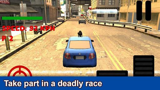 Combat Race Driver