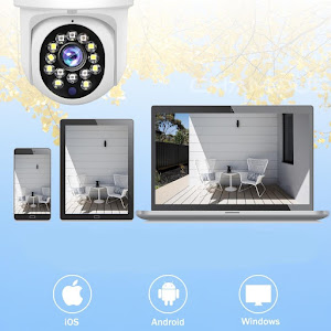 Camera supraveghere video 1080P HD, 2 MP, IR, 2 Antene