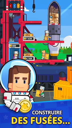 Rocket Star: Magnat de l'espace  captures d'écran 2