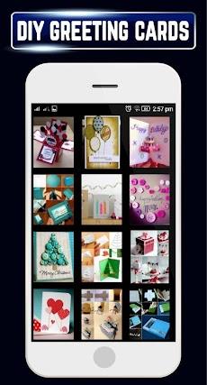 Greeting Card DIY Ideas Home Craft Design Tutorialのおすすめ画像1