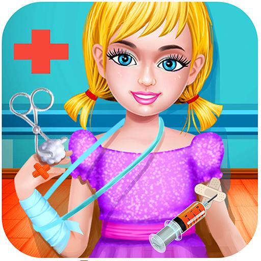 ハンド破壊ドクターゲーム 休閒 App LOGO-APP試玩