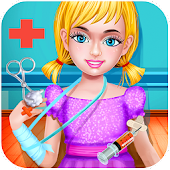 Sister Hand Fracture Doctor