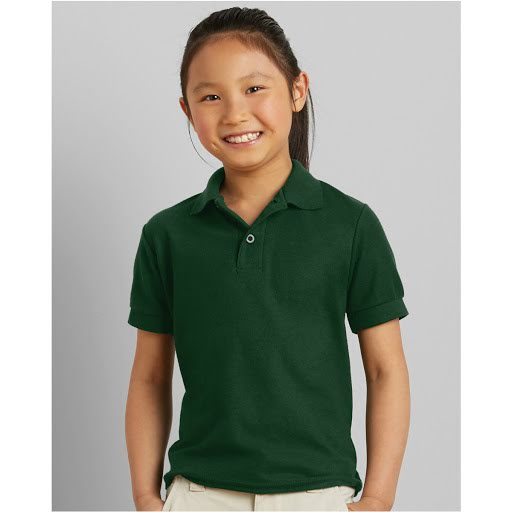 Gildan Youth Pique Polo
