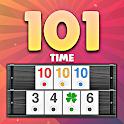 101 Okey - Free Offline Game icon