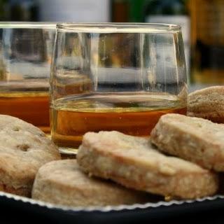 Cashel Blue & Hazelnut Shortbread.