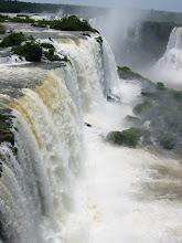 Photo: Iguazu Falls (Brazilian side)