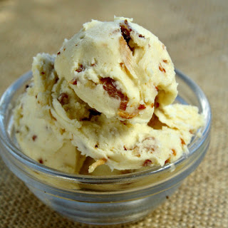 Maple Bacon Butter.