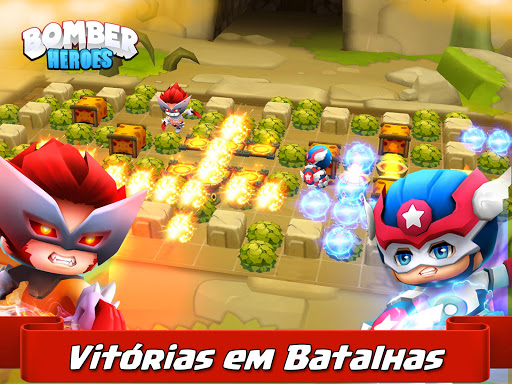 3D Bomberman Bomber Heroes