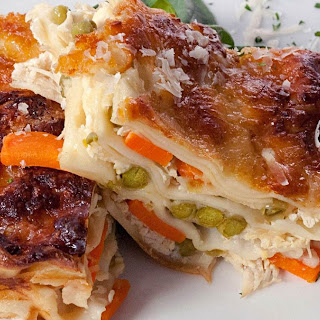 Peas And Carrots Lasagna Recipes