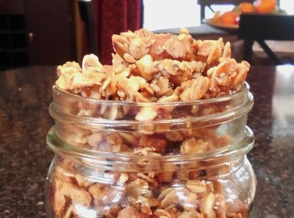 Chai Spiced Granola Recipe