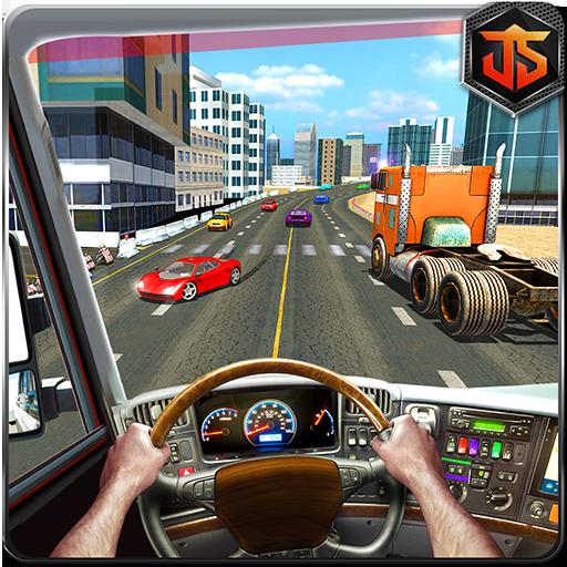 City Highway Truck Racer: Legendary Traffic Race