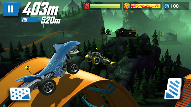 Hot Wheels: Race Off Android 7