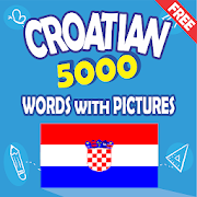 Croatian 5000 Words with Pictures