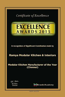 Ramya Modular Kitchen- screenshot thumbnail