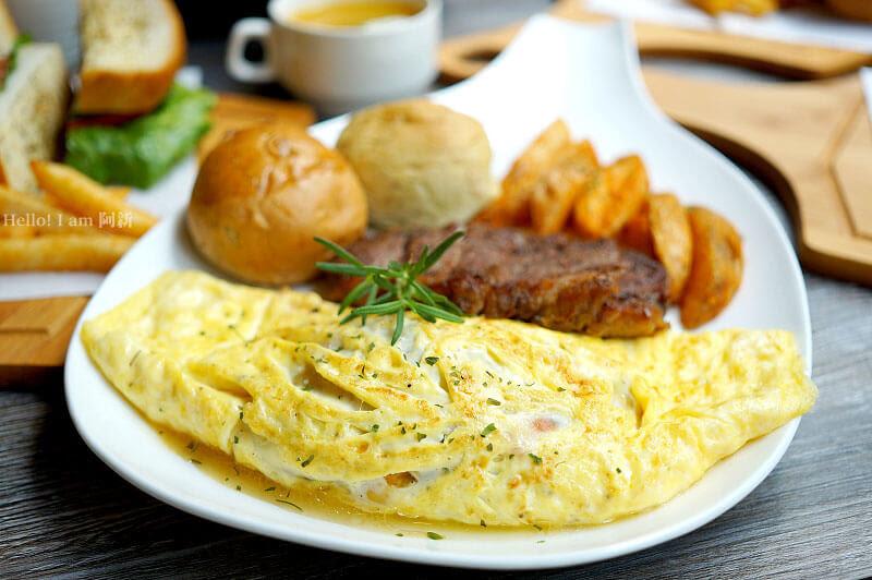 中科早午餐推薦,夏爾早午餐-13