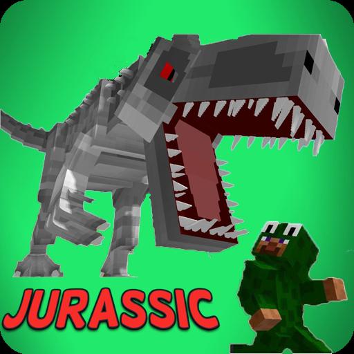 Mod Jurassic Craft Dinosaur Apps Bei Google Play