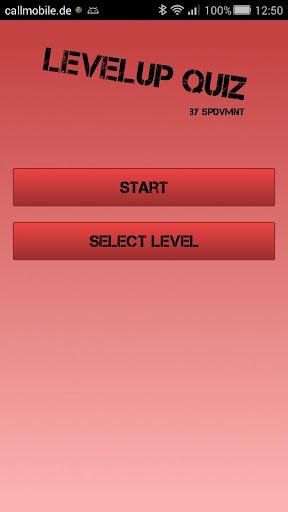 LevelUp Quiz