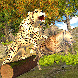 Leopard Attack 3D for PC and MAC
