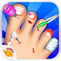 Toe Nail Doctor – Fun Games icon