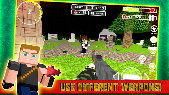 4 Survival Games Block Island App screenshot