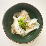 Cloud Shrimp Pork Wonton Soup